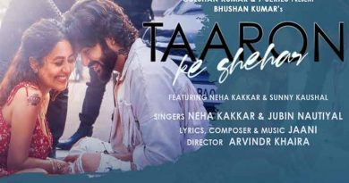 Taaron Ke Shehar Lyrics Song
